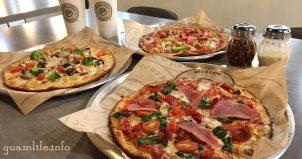 パイオロジーで自分カスタムのピザを食べよう。
